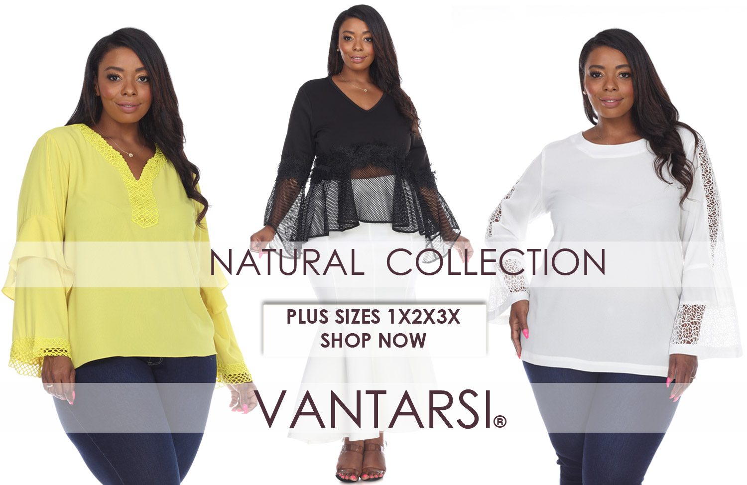 Wholesale Plus Size Clothing for Women | Trendy Fashions ...